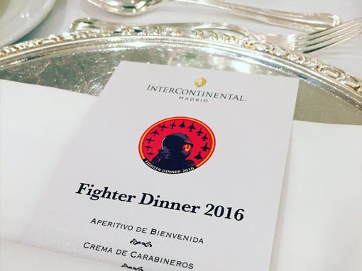 Fighter dinner – BREITLING