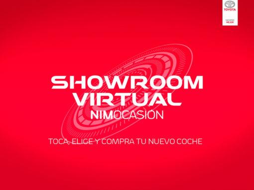 Concesionario Virtual-Toyota